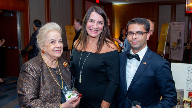 On Friday, September 27, 2019, the Hellenic Initiative held its 7th Annual Gala honoring the Coca-Cola Foundation in New York City.